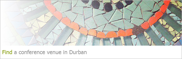 Find conference venues in Durban